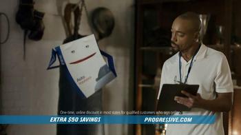 Progressive TV Spot 'The Box' - Thumbnail 5