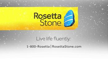 Rosetta Stone TV Spot, 'Deutsch Santa' - Thumbnail 10