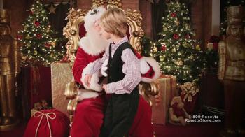 Rosetta Stone TV Spot, 'Deutsch Santa' - Thumbnail 3