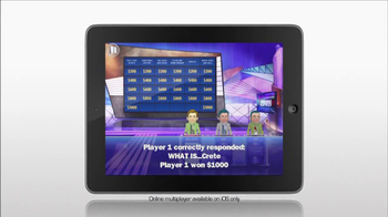 Jeopardy Mobile Game TV Spot