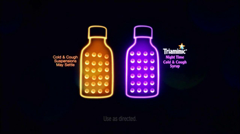 Triaminic Night Time Cold & Cough TV Spot, 'Can't Sleep' - Thumbnail 5