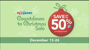 PetSmart Countdown to Christmas Sale TV Spot, 'Martha Stewart Pets' - Thumbnail 4
