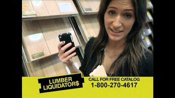 Lumber Liquidators TV Spot, 'Regina' - Thumbnail 8