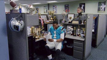 ESPN TV Spot 'Office Jokes' Featuring Cam Newton