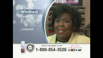 Empress Re-Gro TV Spot, 'Ingrid's Story' - Thumbnail 5