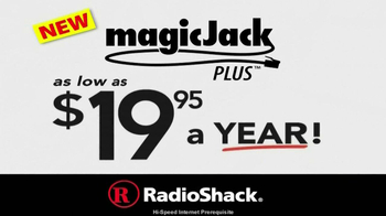 magicJack TV Spot, '$1.70: Radio Shack'