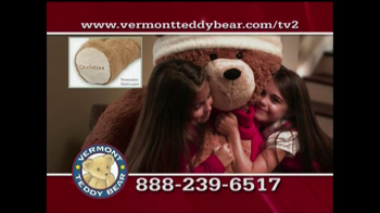Vermont Teddy Bear TV Spot, 'Holiday' - Thumbnail 10