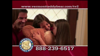 Vermont Teddy Bear TV Spot, 'Holiday' - Thumbnail 6