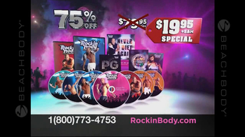 Rockin' Body TV Spot Featuring Shaun T - Thumbnail 9