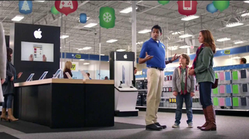 Best Buy All Things Apple TV Spot, 'Finding Santa'