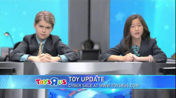 Toys R Us Cyber Monday Sale TV Spot  - Thumbnail 1