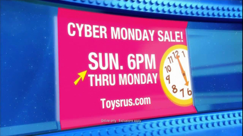 Toys R Us Cyber Monday Sale TV Spot  - Thumbnail 3