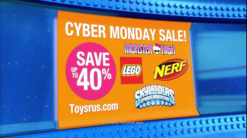 Toys R Us Cyber Monday Sale TV Spot  - Thumbnail 4