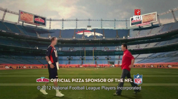 Papa John's TV Spot, 'What's Next' Featuring  Peyton Manning - 74 commercial airings