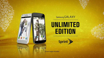 Sprint Cyber Monday TV Spot, 'Free Galaxy' - Thumbnail 6