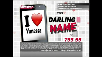 Jamster TV Spot,'Darling'