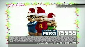 Jamster TV Spot, 'Christmas Songs'