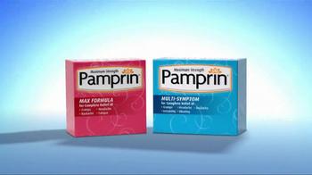 Pamprin TV Spot For Maximum Strength  - Thumbnail 6