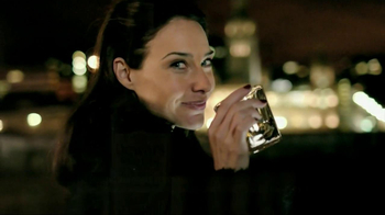 Dewar's TV Spot, 'Roof' Featuring Claire Forlani