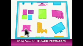 Presta TV Spot, 'Today's Hottest Electronics' - Thumbnail 3