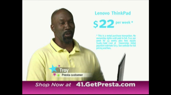 Presta TV Spot, 'Today's Hottest Electronics' - Thumbnail 5