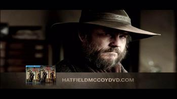 Hatfields & McCoys Home Entertainment TV Spot - 42 commercial airings