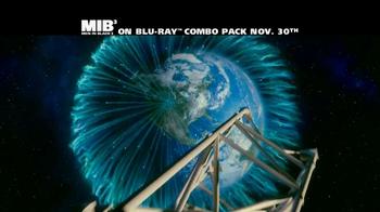 Men in Black 3 Blu-ray TV Spot - Thumbnail 4