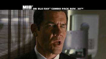 Men in Black 3 Blu-ray TV Spot - Thumbnail 5