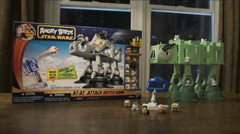 Angry Birds: Star Wars TV Spot, 'AT-AT-Attack'