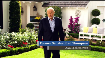 American Advisors Group TV Spot, 'Government Insured' Feat. Fred Thompson - Thumbnail 2