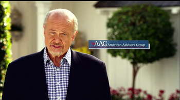 American Advisors Group TV Spot, 'Government Insured' Feat. Fred Thompson - Thumbnail 3