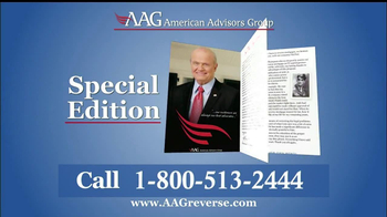 American Advisors Group TV Spot, 'Government Insured' Feat. Fred Thompson - Thumbnail 7