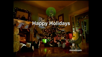 M&M's TV Spot, 'Fainting Santa' - 18756 commercial airings