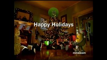 M&M's TV Spot, 'Fainting Santa' - 16620 commercial airings