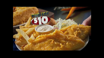 Long John Silver's Two for $10 TV Spot, 'Stranger' - Thumbnail 7