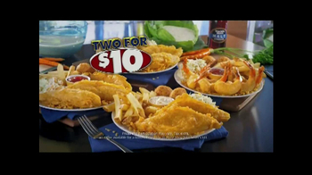 Long John Silver's Two for $10 TV Spot, 'Stranger' - Thumbnail 8