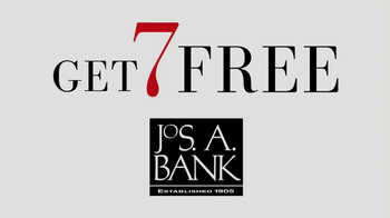 JoS. A. Bank TV Spot, 'Buy One, Get 7 Free: Suit' - Thumbnail 2