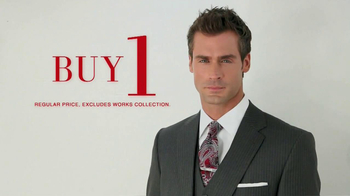 JoS. A. Bank TV Spot, 'Buy One, Get 7 Free: Suit' - Thumbnail 3