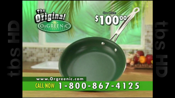 OrGreenic TV Spot For OrGreenic Kitchenware - Thumbnail 8