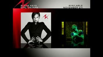 Alicia Keys Girl on Fire TV Commercial - iSpot tv