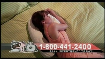 InventHelp TV Spot 'Side Sleeper' - Thumbnail 4