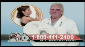 InventHelp TV Spot 'Side Sleeper' - Thumbnail 5