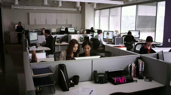 JustFab.com TV Spot, 'Office Excitement' - Thumbnail 1