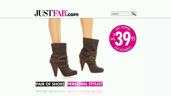 JustFab.com TV Spot, 'Office Excitement' - Thumbnail 10