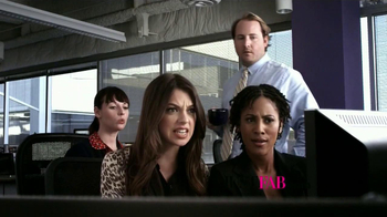 JustFab.com TV Spot, 'Office Excitement' - Thumbnail 5