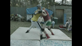 Foot Locker TV Spot, 'Backyard Wrestler' Featuring Ricky Rubio