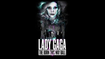 Lady Gaga's Born This Way Ball TV Spot  - Thumbnail 1