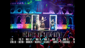 Lady Gaga's Born This Way Ball TV Spot  - Thumbnail 7