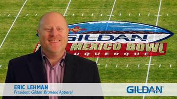 Gildan TV Spot, 'Football Fans'