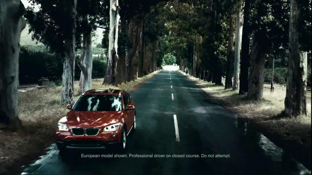 bmw x1 tv commercial 39 become 1 39 song by patrick. Black Bedroom Furniture Sets. Home Design Ideas